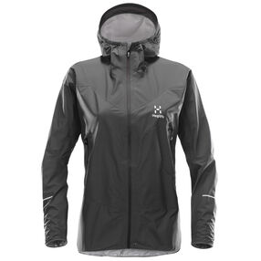 L.I.M Comp Jacket Women, Magnetite
