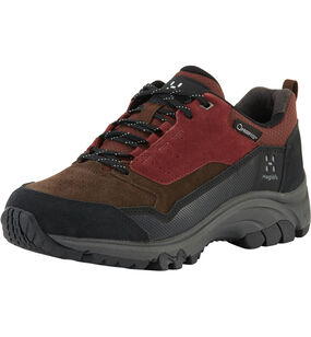 Haglöfs Skuta Low Proof Eco Women, Maroon red/barque