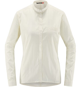 Vajan LS Shirt Women, Soft White