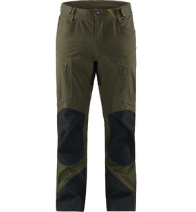 Rugged Mountain Pant Men, Deep Woods/True Black