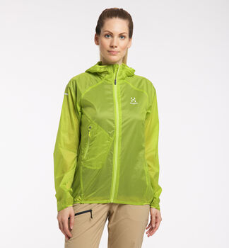 L.I.M Shield Comp Hood Women, Sprout Green