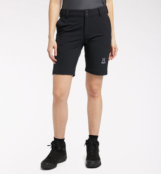 Morän Shorts Women, True Black