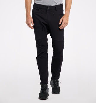 Rugged Flex Pant Men, True Black Solid