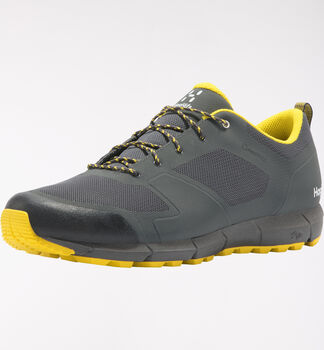 Haglöfs L.I.M Low Proof Eco Men, Magnetite/Signal Yellow