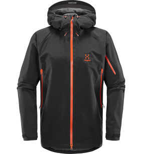Roc Spirit Jacket Men, Magnetite