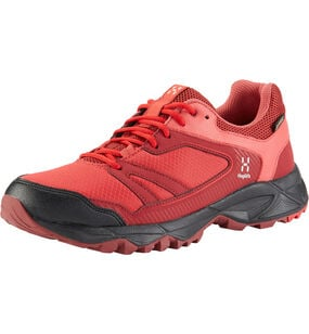 Haglöfs Trail Fuse GT Women, Hibiscus red/brick red