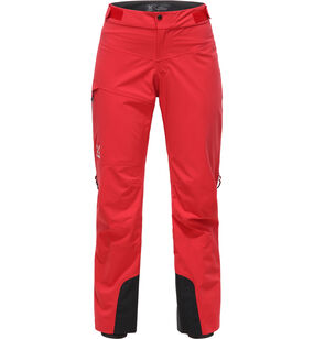 L.I.M Touring PROOF Pant Women, Hibiscus red