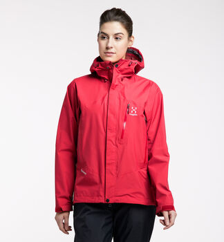 Astral GTX Jacket Women, Real Red
