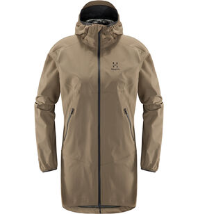 L.I.M PROOF Parka Women, Dune