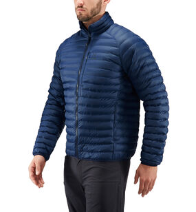 Essens Mimic Jacket Men, Tarn Blue