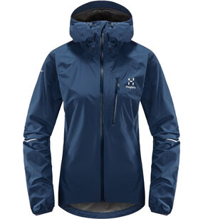 L.I.M Jacket Women, Tarn Blue