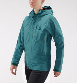 Astral Jacket Women, Willow green