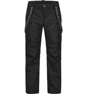 Chute Pant Men, True Black Solid
