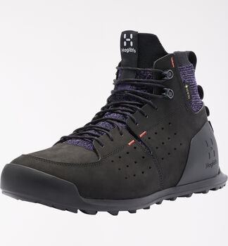 Haglöfs Duality AT1 GT Men, True Black/Purple Rain