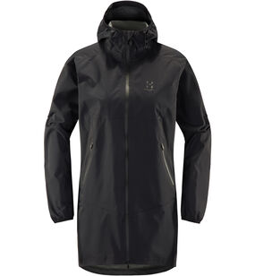 L.I.M PROOF Parka Women, True Black