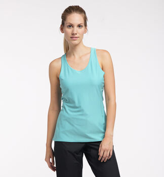 L.I.M Tech Tank Women, Glacier green