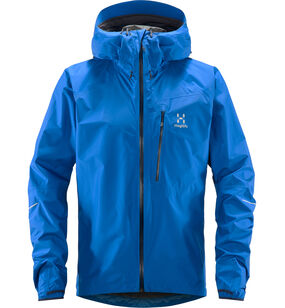 L.I.M Jacket Men, Storm Blue