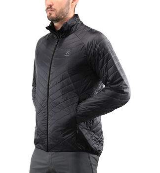 L.I.M Barrier Jacket Men, True Black/Magnetite