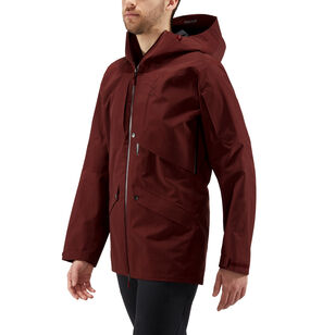 Nengal Parka Men, Maroon red