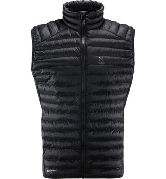 Essens Mimic Vest Men, True Black