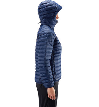 Essens Mimic Hood Women, Tarn Blue