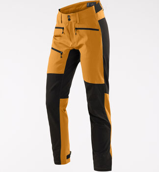 Rugged Flex Pant Women, Desert Yellow/True Black