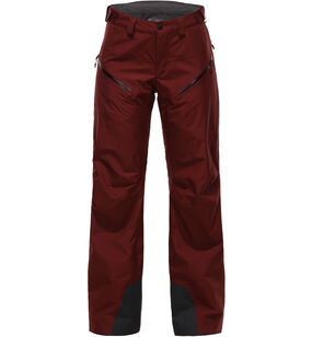 Khione Pant Women, Maroon red