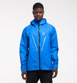 Roc Rapid Jacket Men, Storm Blue