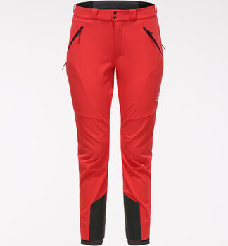 Roc Fusion Pant Women, Hibiscus red