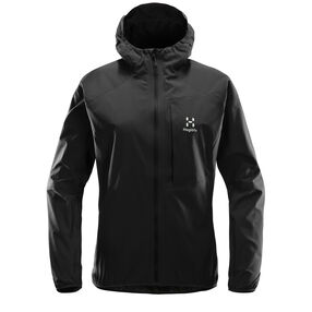 L.I.M Proof Jacket Women, True Black